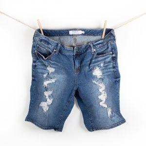 Torrid Shorts Size 16